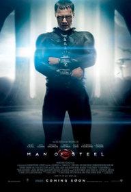 Постеры фильма «Человек из стали»