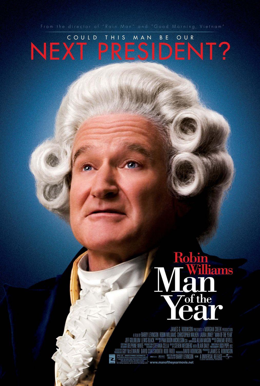 Человек года, постер № 1