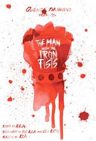 Постеры фильма «Человек с железными кулаками»