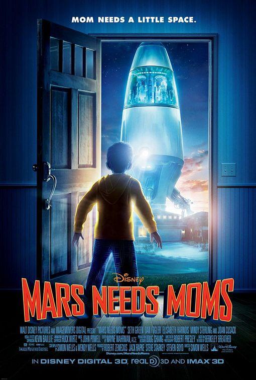 Тайна красной планеты, постер № 1