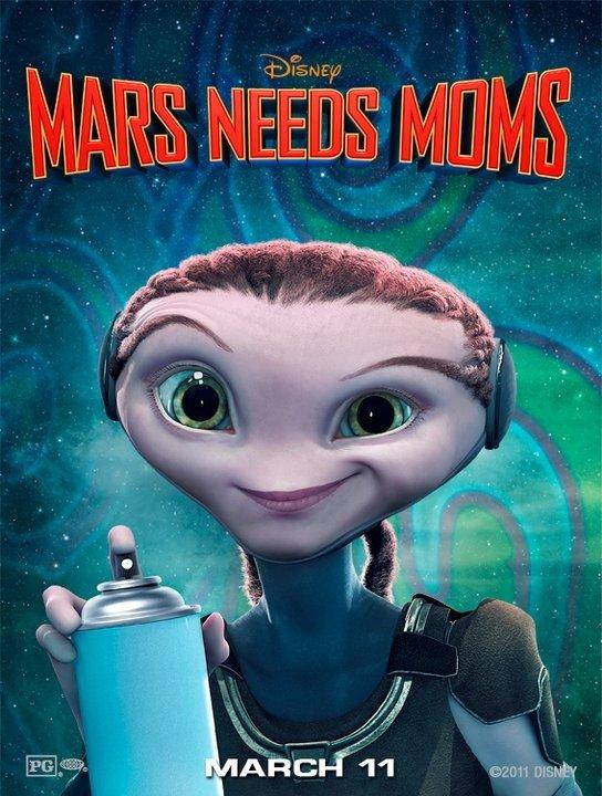 Тайна красной планеты, постер № 3