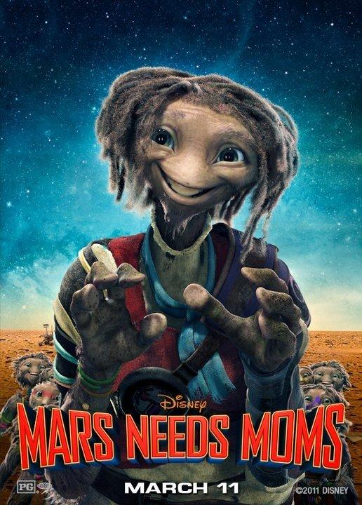 Тайна красной планеты, постер № 4