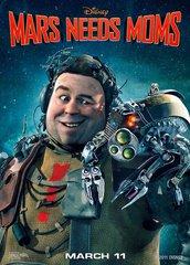 «Тайна красной планеты» (Mars Needs Moms)