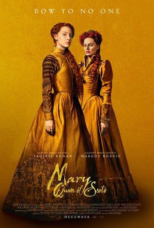 Постеры фильма «Две королевы»