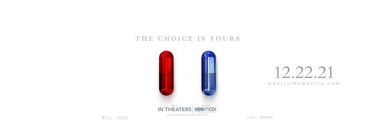 Постеры фильма «Матрица 4»