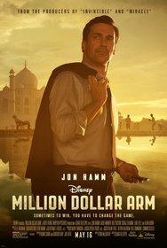 Постеры фильма «Рука на миллион»
