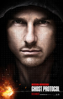 «Миссия: Невыполнима - 4» (Mission: Impossible Ghost Protocol)