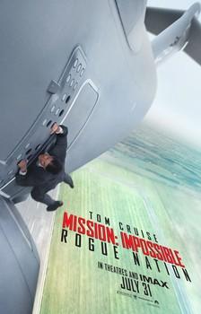 Постеры фильма «Миссия Невыполнима: Племя изгоев»