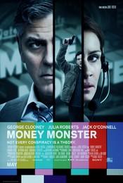 Постеры фильма «Финансовый монстр»