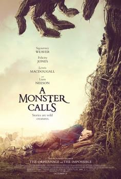 Постеры фильма «Голос монстра»