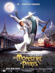 «Монстр в Париже» (Un monstre à Paris)