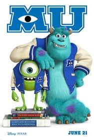 Постеры фильма «Университет Монстров»
