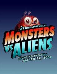 «Монстры против Пришельцев» (Monsters vs. Aliens)