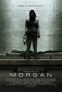 Постеры фильма «Морган»