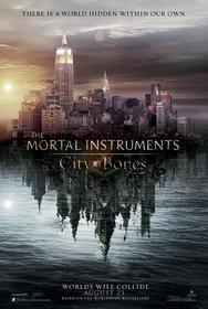 Постеры фильма «Орудия смерти: Город костей»