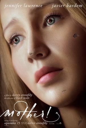 Постеры фильма «мама!»