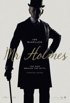Постеры фильма «Мистер Холмс»