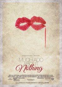 Постеры фильма «Много шума из ничего»