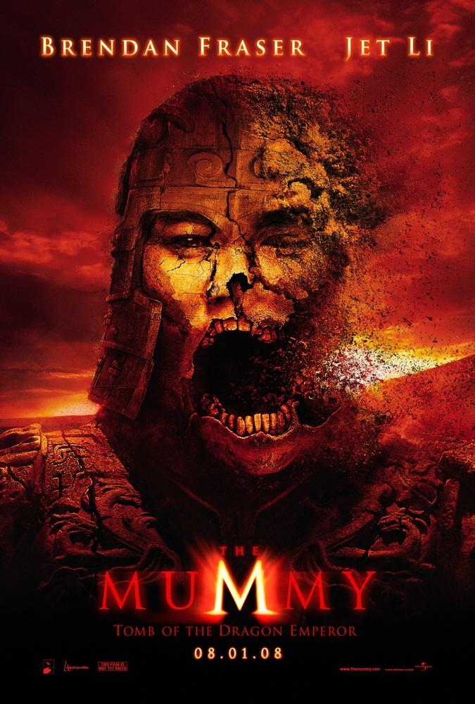 Мумия: Гробница императора драконов, постер № 1