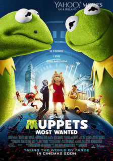 Постеры фильма «Маппеты 2»