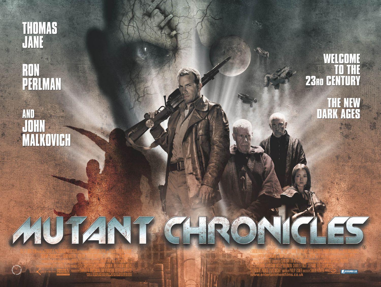 Хроники мутантов, постер № 8
