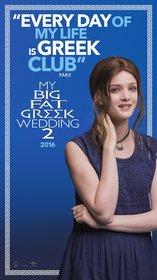 Постеры фильма «Моя большая греческая свадьба 2»