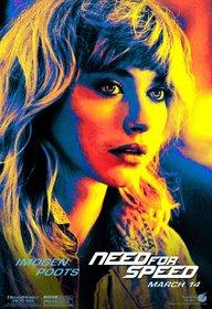 Постеры фильма «Need for Speed: Жажда скорости»