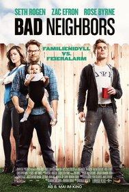 Постеры фильма «Соседи. На тропе войны»