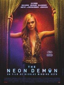 Постеры фильма «Неоновый демон»