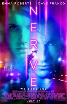 Постеры фильма «Нерв»
