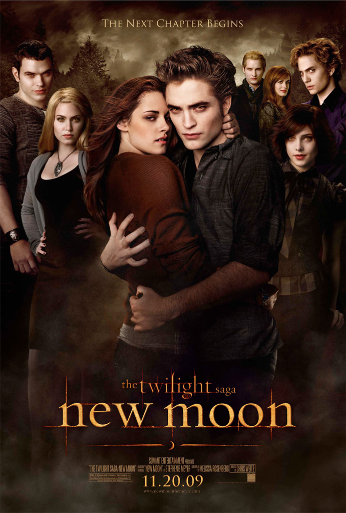 Сумерки. Сага: Новолуние (The Twilight Saga: New Moon)