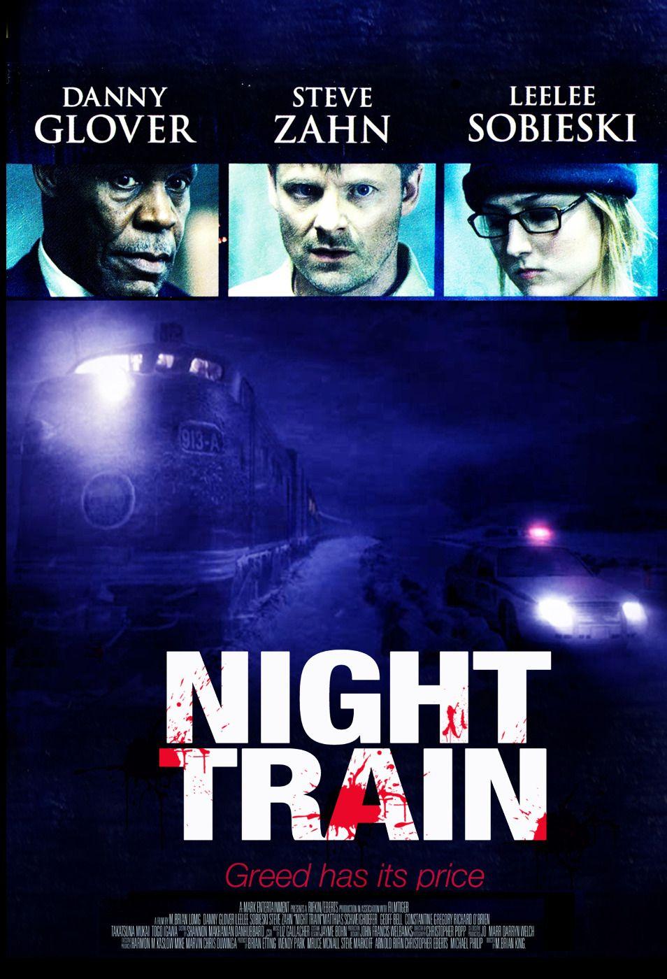 Ночной поезд, постер № 1