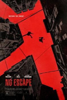 Постеры фильма «Выхода нет»