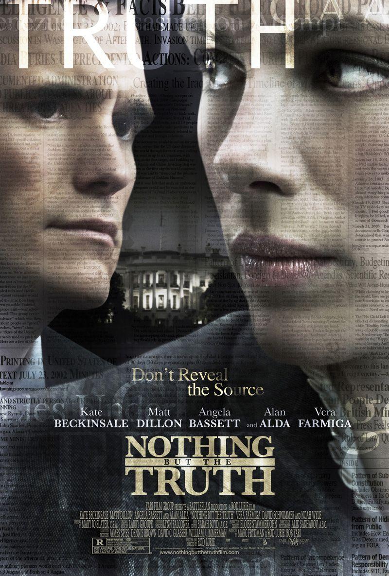Ничего, кроме правды, постер № 1