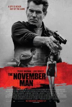 Постеры фильма «Человек ноября»