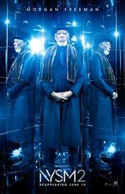 Постеры фильма «Иллюзия обмана 2»
