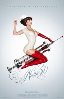 Постеры фильма «Медсестра 3D»