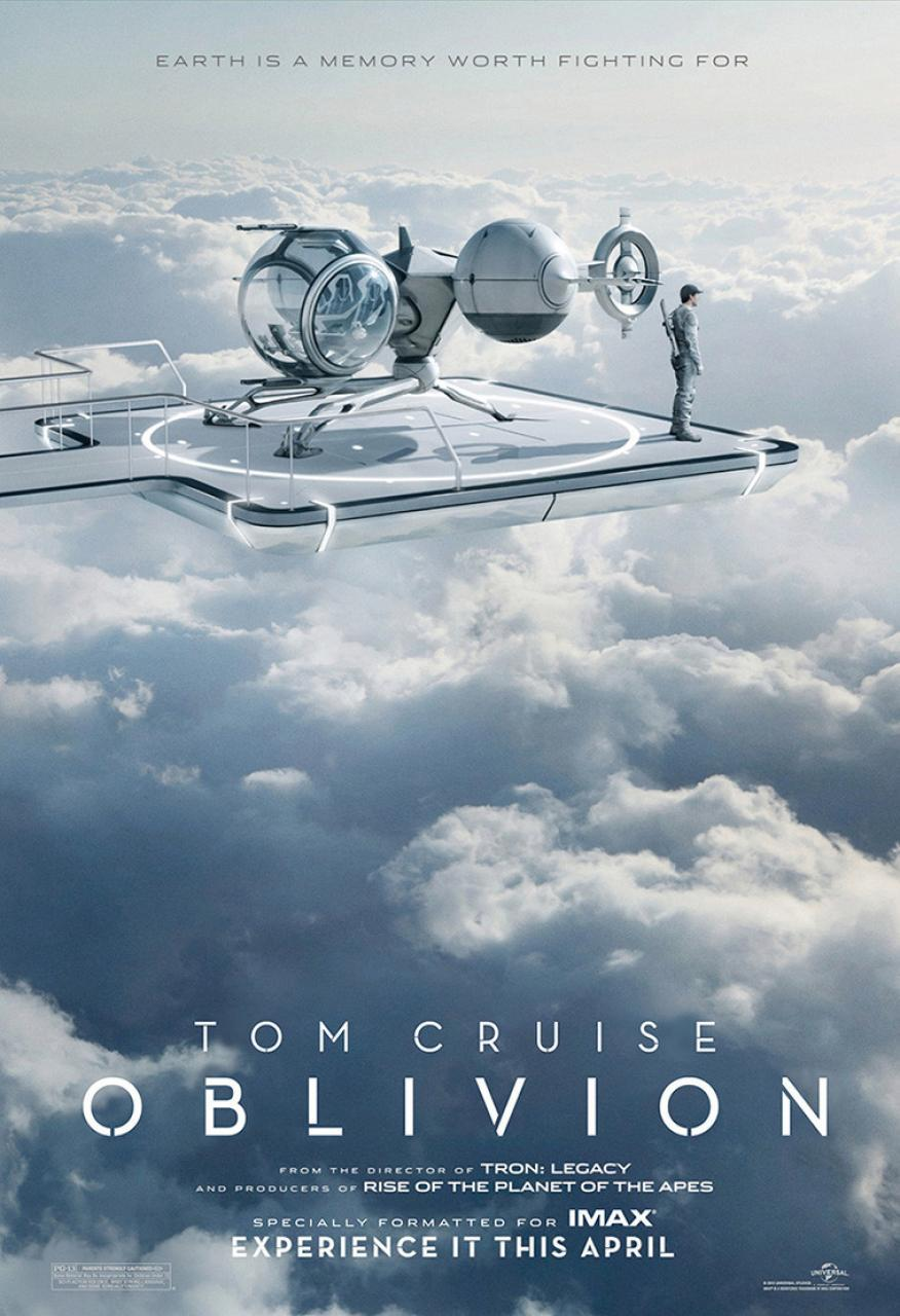 Обливион, постер № 6