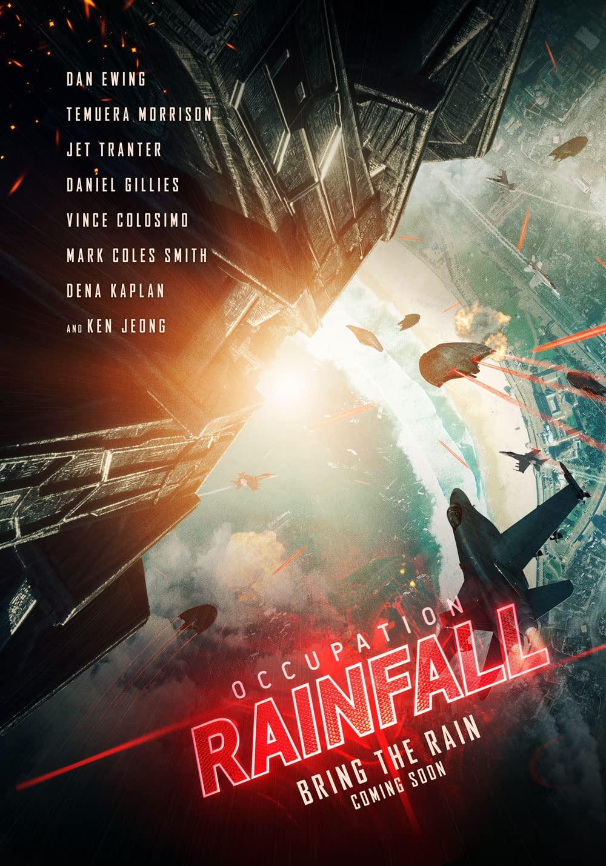 """Оккупация: Миссия """"Дождь"""", постер № 1"""
