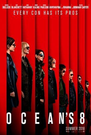 Постеры фильма «Восемь подруг мисс Оушен»