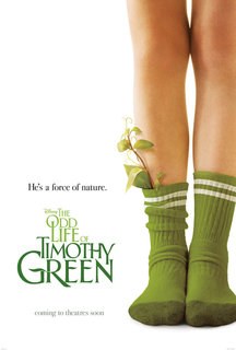 «Странная жизнь Тимоти Грина» (The Odd Life of Timothy Green)