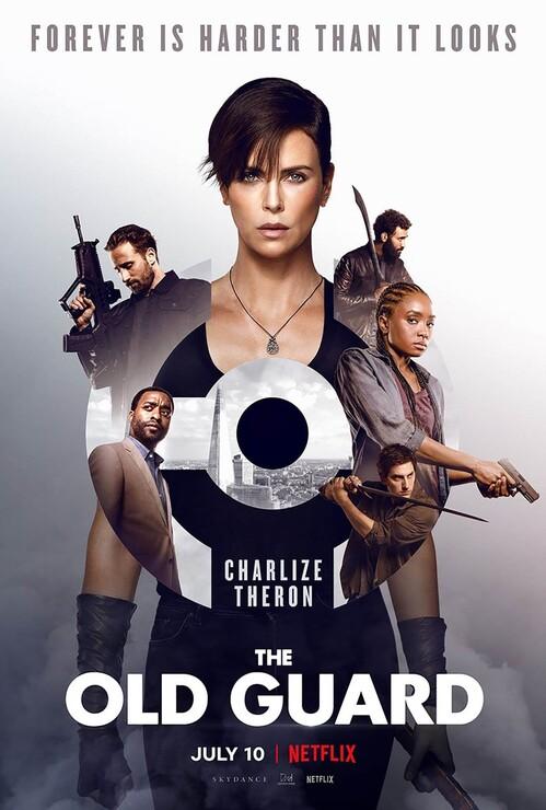 Постеры фильма «Старая гвардия»