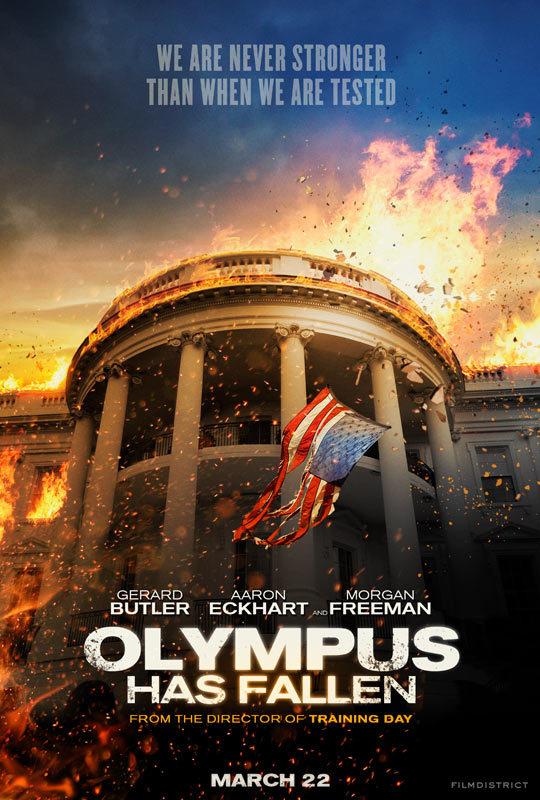 падение олимпа 2 скачать торрент - фото 9