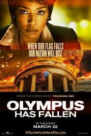 Постеры фильма «Падение Олимпа»
