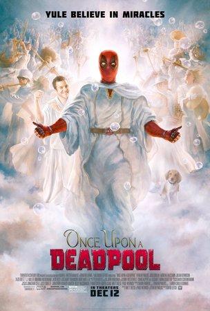 Постеры фильма «Жил-был Дэдпул»