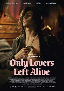 Постеры фильма «Выживут только любовники»