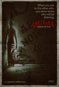 Постеры фильма «Уиджи. Проклятие доски дьявола»
