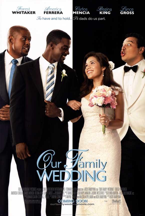 Семейная свадьба, постер № 1