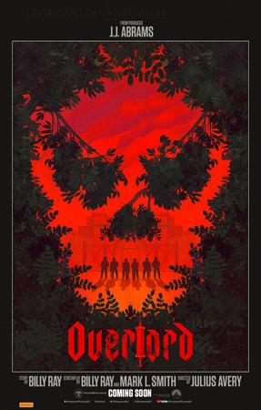 Постеры фильма «Оверлорд»