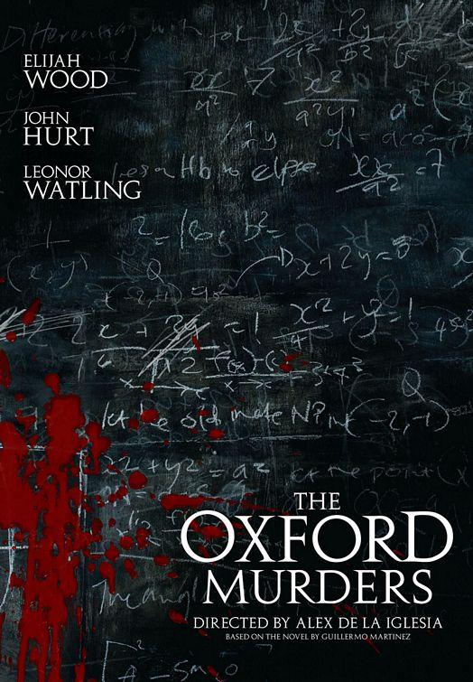 Оксфордские убийства, постер № 1